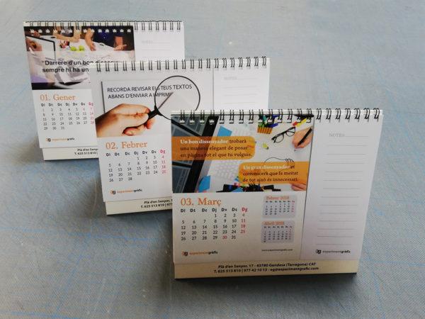 Calendaris i agendes
